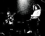 John Entwistle, Roger Daltrey, Edmonton Sundown December 1973 (Sent by Philip Swanson)