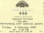 Ticket 08-02-2002 (© Richard Lewis)