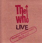 CD-Cover, Mansfield 2002
