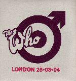 Cover London Encore CD, 25.03.2004