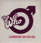 Cover Encore 2004 London #4