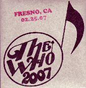 CD-Cover Fresno 2007