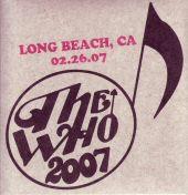 CD-Cover Long Beach 2007