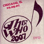 DVD-Cover Chicago 2007