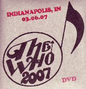 DVD-Cover Indianapolis 2007