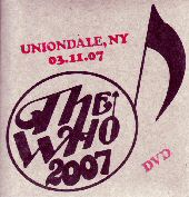 DVD-Cover Uniondale 2007