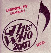 DVD-Cover Lisbon 2007