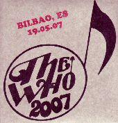 CD-Cover Bilbao 2007