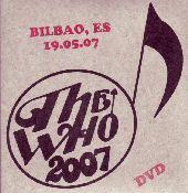 DVD-Cover Bilbao 2007
