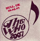 CD-Cover Hull 2007