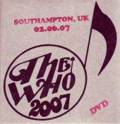 DVD-Cover Southampton 2007