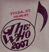 CD-Cover Fulda 2007