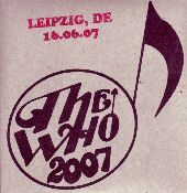 CD-Cover Leipzig 2007