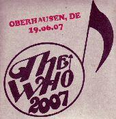 CD-Cover Oberhausen