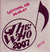 DVD-Cover London 26-06-2007