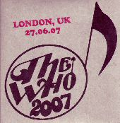 CD-Cover London 2007