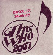 CD-Cover Cork 2007
