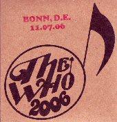 Encore 2006 Bonn CD