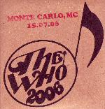 Cover Monte Carlo Encore 2006 CD