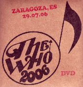 Cover Zaragoza DVD 2006