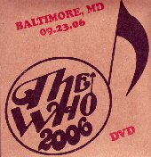 DVD Cover Baltimore 2006