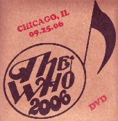 Vover Chicago 2006 Encore DVD
