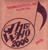 DVD Cover Vancouver 2006