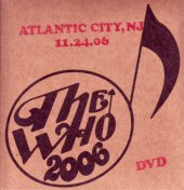 DVD Cover, Atlantic City 2006