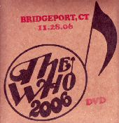 DVD-Cover, Bridgeport 2006