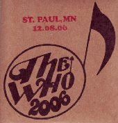 CD-Cover St. Paul 2006